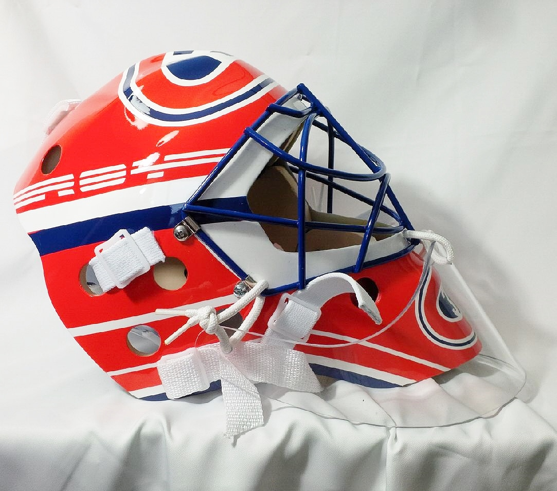 For Sale Patrick Roy Canadiens Avalanche Goalie Mask Nhl
